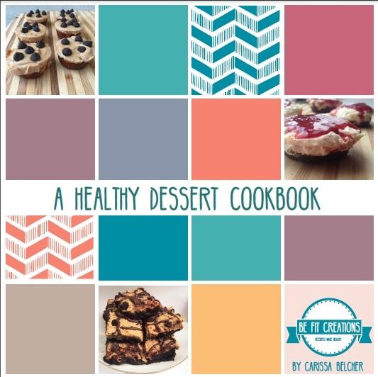 be fit creations cookbook carissa belcher