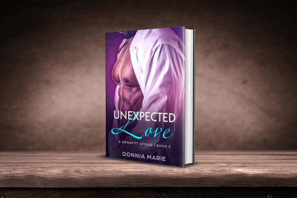 Unexpected Love Signed Paperback
