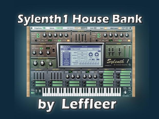 Progressive House Bank - Sylenth1 Preset Pack