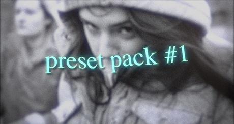Preset Pack #1