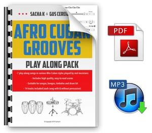 Afro Cuban Grooves - Digital Copy