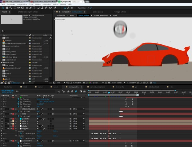 All-Wheel-Drive: Project Files