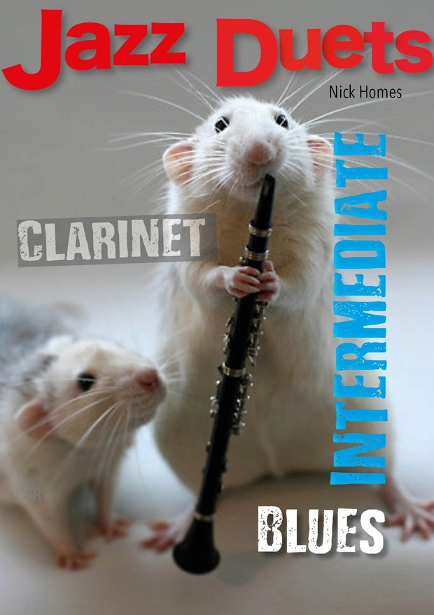 Intermediate Clarinet Blues Duets