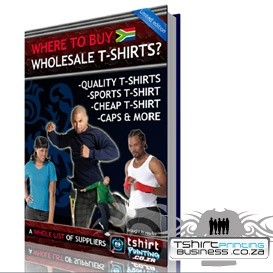 Where to Buy Wholesale T-shirt in South Africa Ebook by tshirtprintingbusiness.co.za