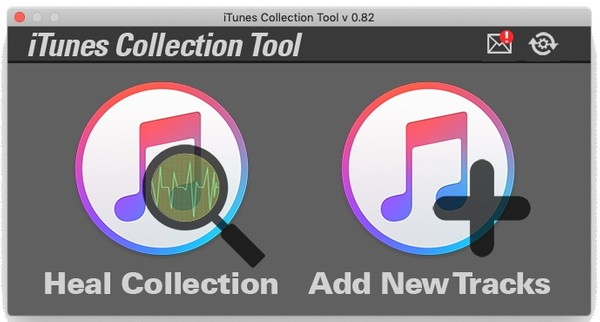 iTunes Collection Tool (ICT) for MacOS