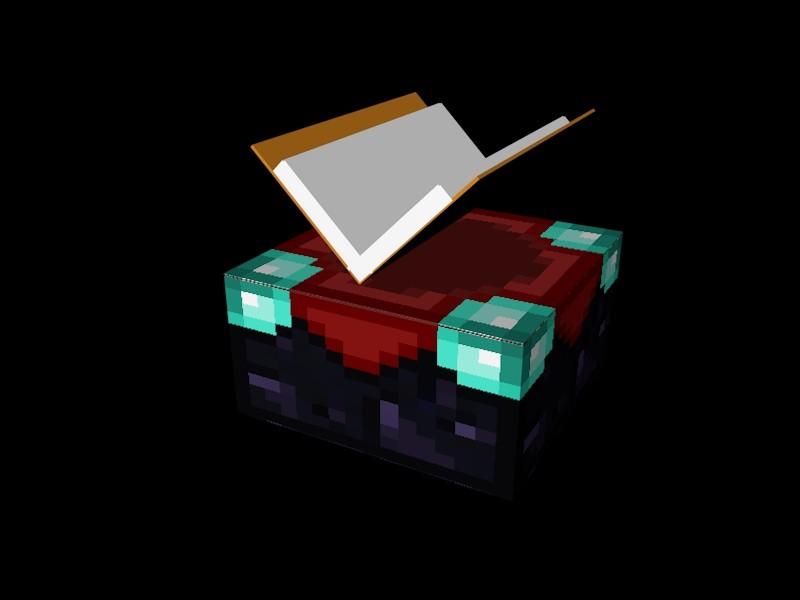 Minecraft Enchanting Table Dawood562