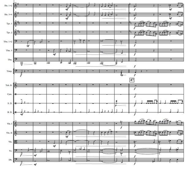 Yankee Doodle - Orchestral Score & Parts