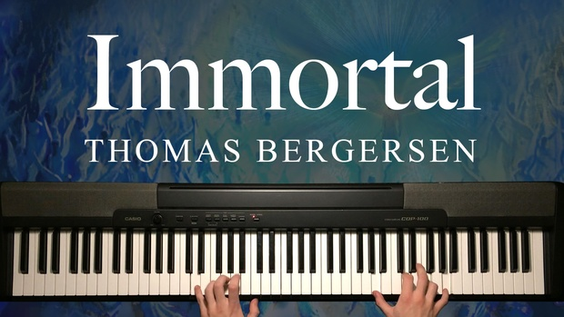 Immortal Piano Sheet Music (Two Steps From Hell)
