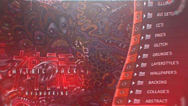 Mythic Pack [GFX]   S H O K K I N G