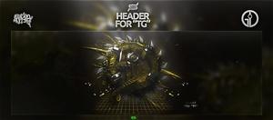 Header 3d Abstract