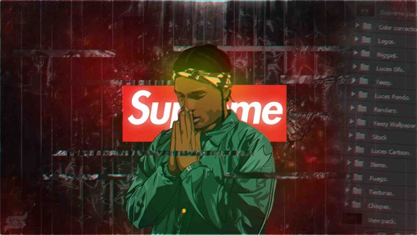 Supreme_Pack by: @Shokking.