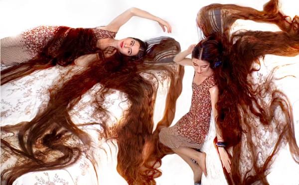 MY Floor Length Hair