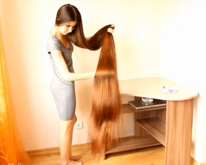 Amazing long hair- 11 minutes