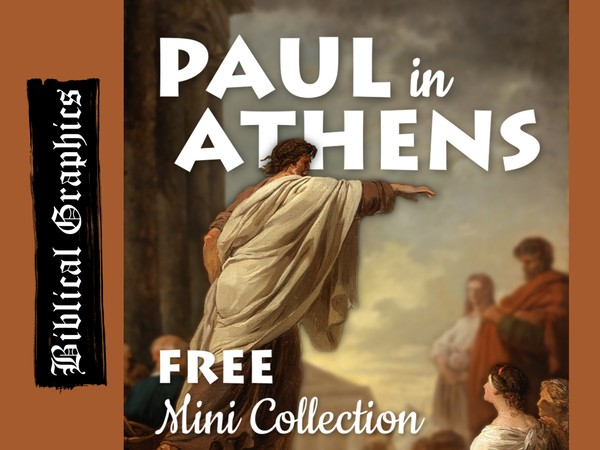 Paul in Athens: Free Mini-Collection