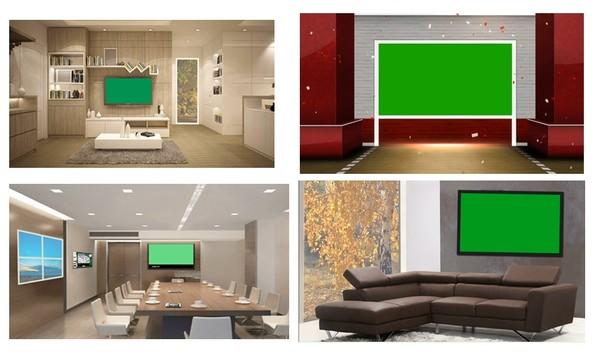 Green Screen Virtual Studios