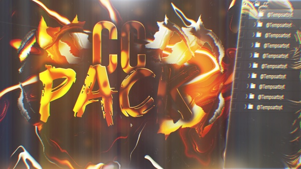 CC PACK!! - Graphics Pack 2019 - Tempoarts EP 3 SOON!