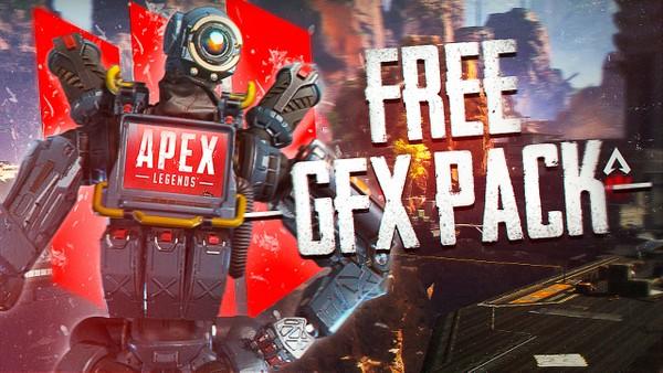 Apex legends thumbnail template / thumbnail pack apex legends