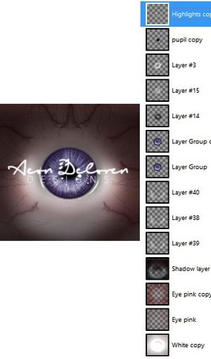 IMVU Eye Texture Generator