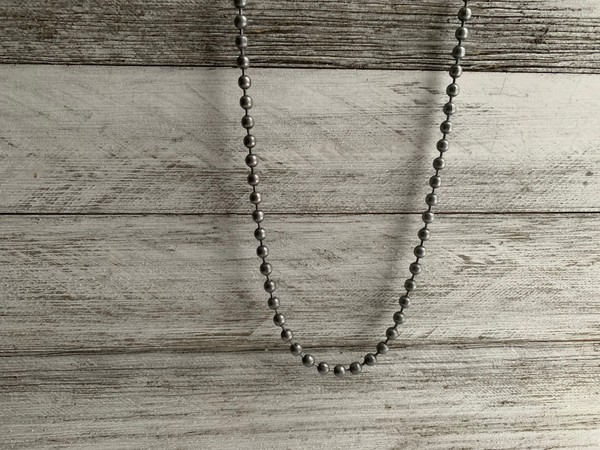 4.5MM Dungeon Ball Chain Necklace
