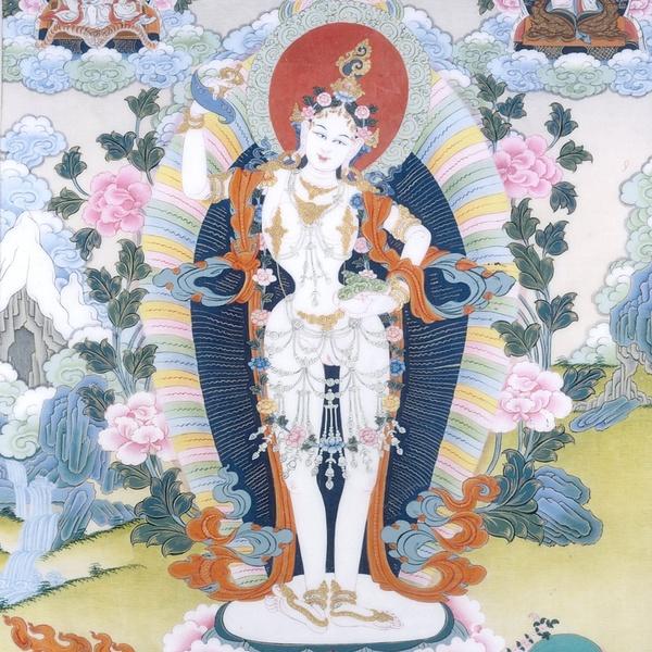 Khandro Tuk-Tik Sadhana