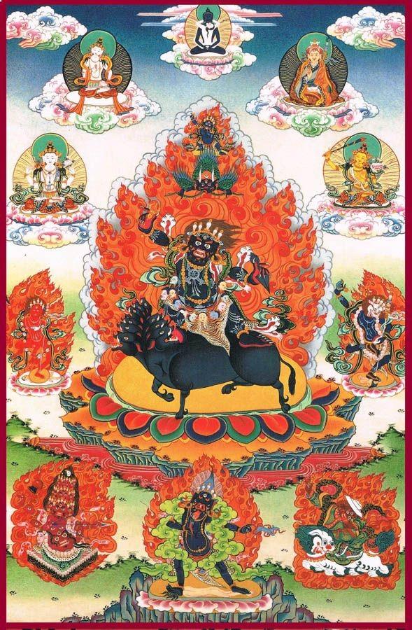 Vajra Armor Healing Mantra Teaching 2006