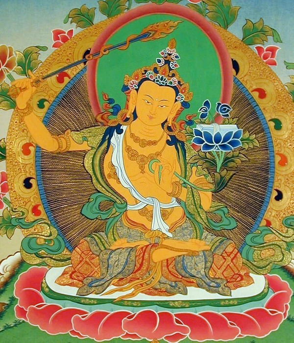 Manjushri Prayer of Unchanging Auspiciousness