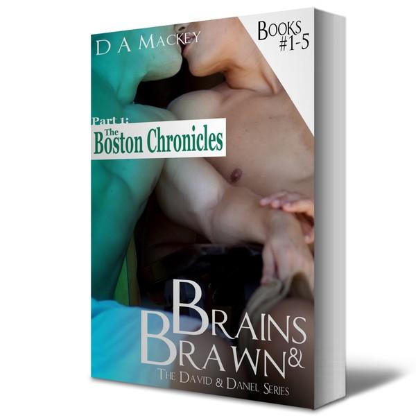 MOBI  Brains & Brawn: The Boston Chronicles: Book 1-5
