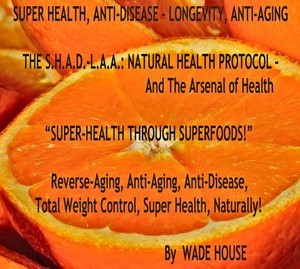 S.H.A.D.-L.A.A. Natural Health Protocol and the Arsenal Of Health