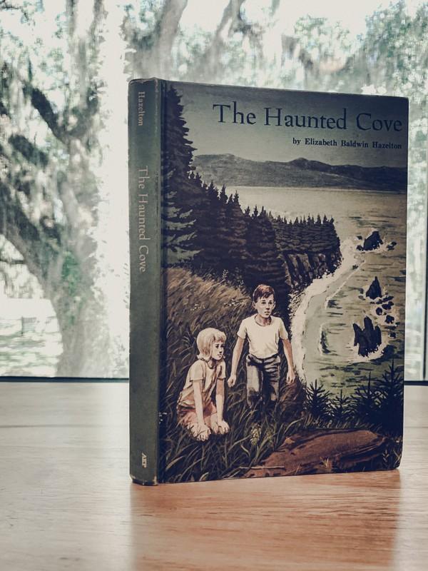 The Haunted Cove by Elizabeth Baldwin Hazelton
