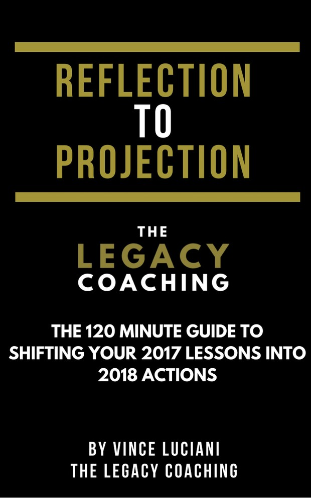 THE LEGACY COACHING: REFLECTION TO PROJECTION