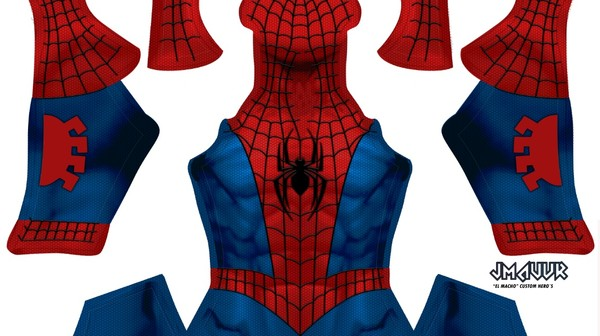Ultimate Spider-man V8