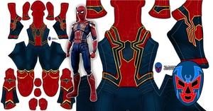 Iron Spider MCU V2 (Blue)
