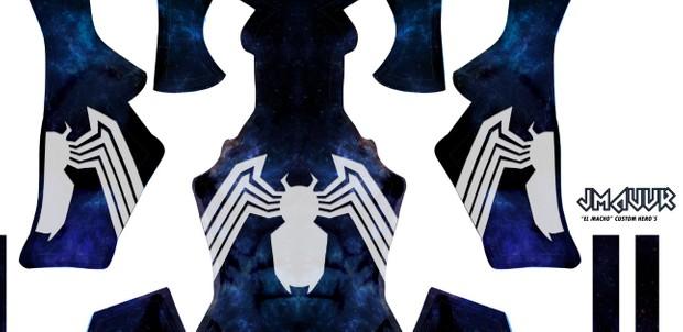 Symbiote Spider-man V3