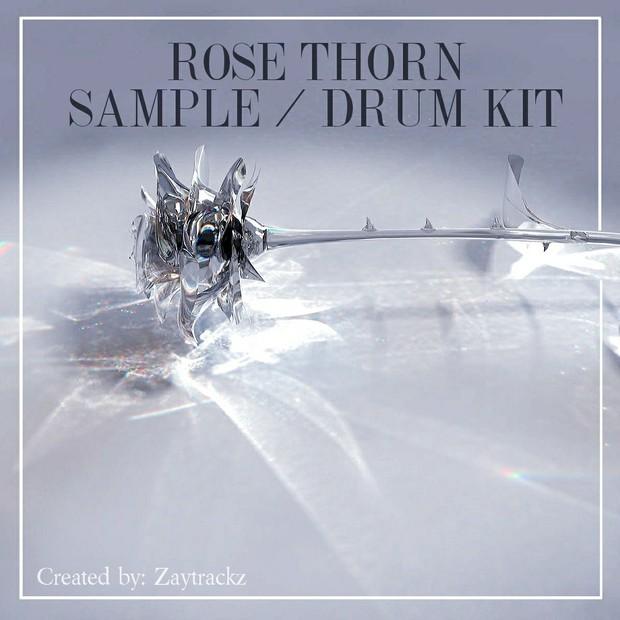 Rose Thorn Sample / Drum Kit by @Zaytrackz