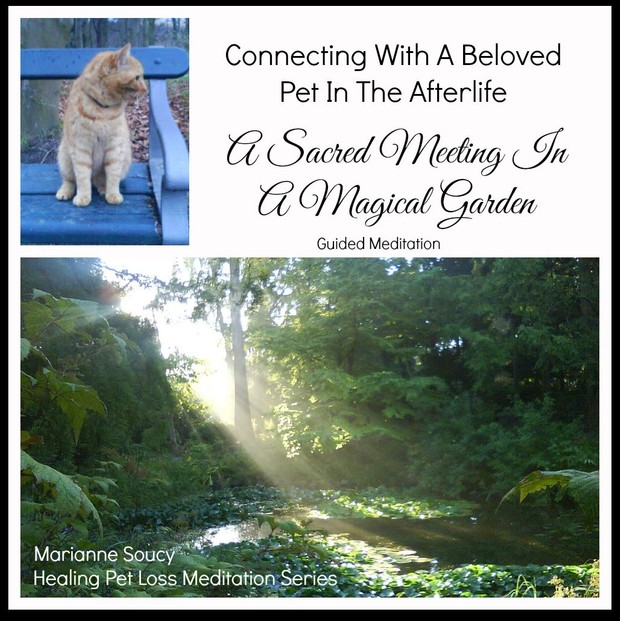 A Sacred Meeting in a Magical Garden (mp3)