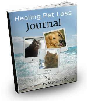 Healing Pet Loss Gratitude Journal (PDF) 12 pages