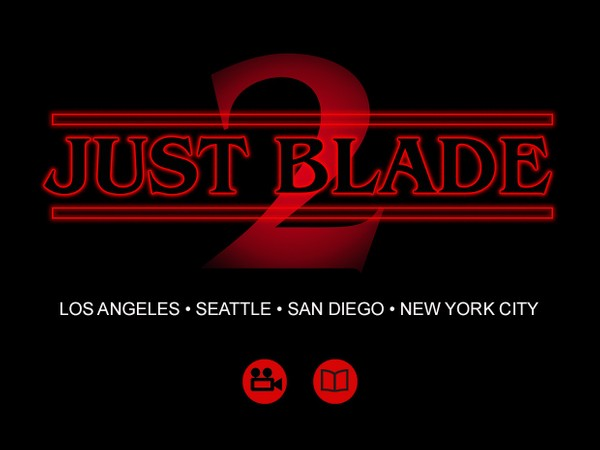 JUST BLADE 2 VOD + MAG Bundle (INTL)