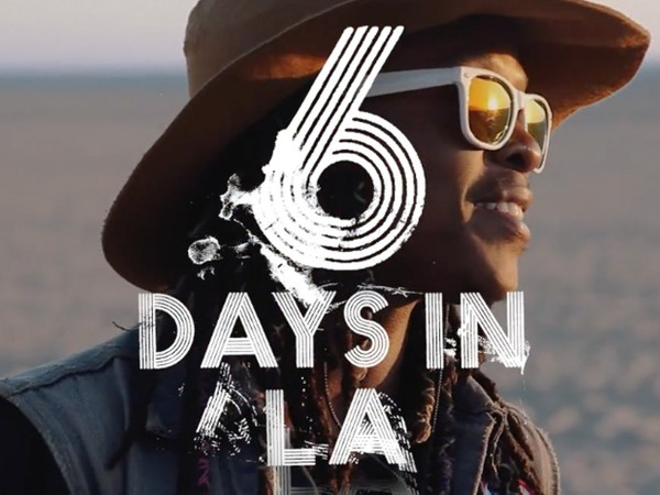 Montre Livingston: Six Days in L.A. by Drew Bachrach