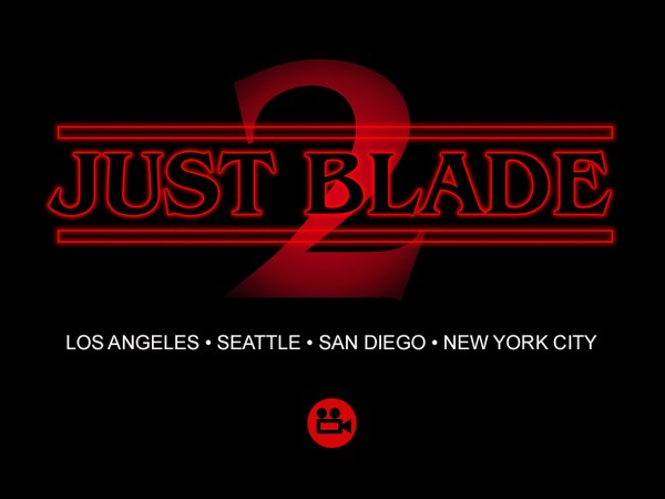 JUST BLADE 2 Digital Video