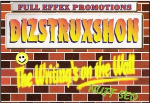 DIZSTRUXSHON - 2001 COLLECTION - VOLUME 1 - MP3