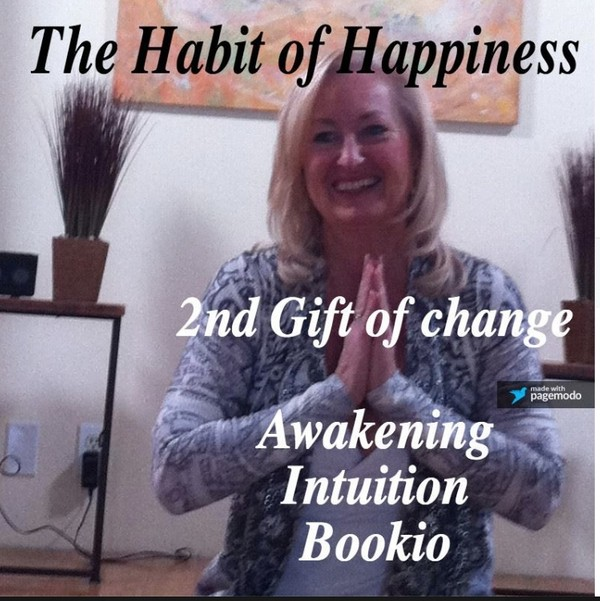 Awakening Intuition Gift of Change Bookio