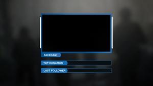 FaceCam Template
