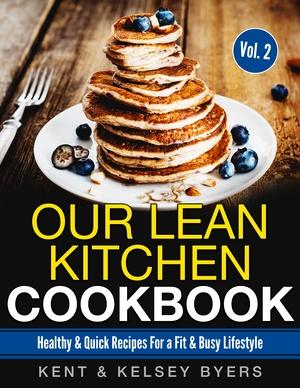 Our Lean Kitchen Cookbook, Vol 2
