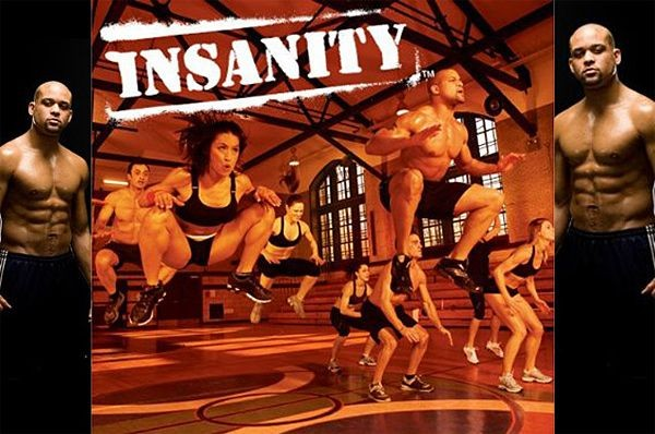 Insanity 10: Max Cardio Conditioning e abs