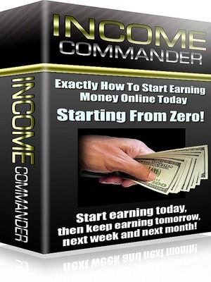INCOME COMMANDER