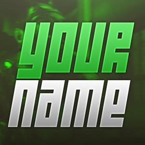 Clean Gaming Logo Template!
