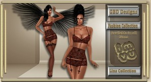Lina Collection CATALOG ONLY!!