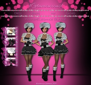Winter Elegance Collection~RESELL RIGHTS~