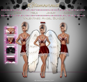 Valentines Angel Collection ~CATALOG ONLY~RESELL RIGHTS~