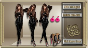 Pink Kisses Collection